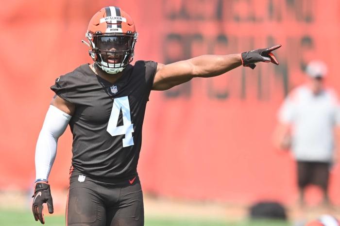 Cleveland Browns: Anthony Walker