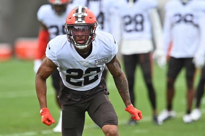 Cleveland Browns: Grant Delpit, S