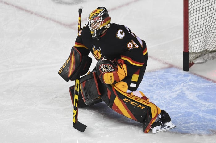 Jacob Markstrom, Calgary Flames