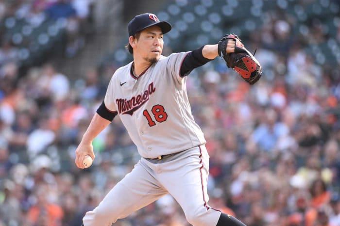 Minnesota Twins: Kenta Maeda, SP