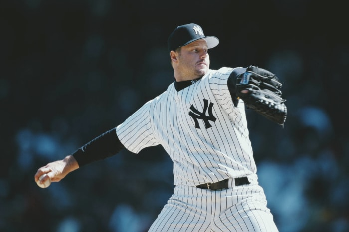 Clemens is traded to the Yankees