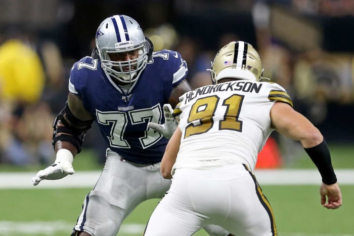 Dallas Cowboys: Tyron Smith, LT