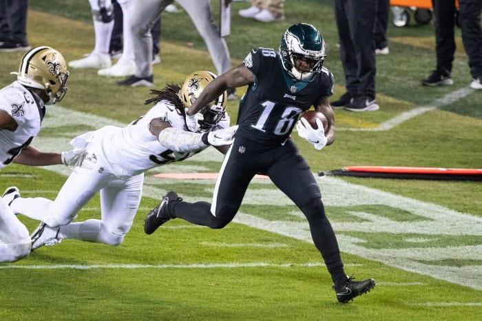 Philadelphia Eagles: Wide Receiver