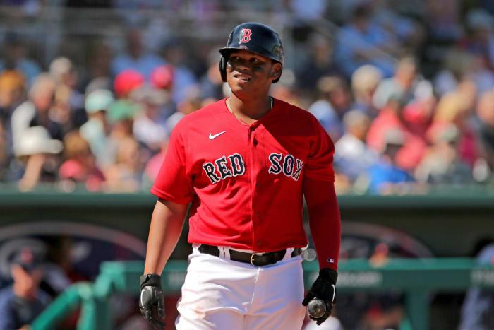 Rafael Devers, Red Sox
