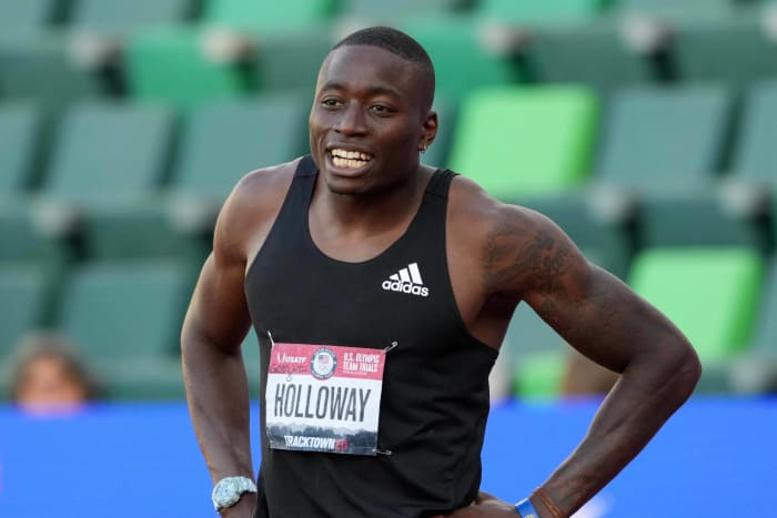 Grant Holloway (men's track and field)