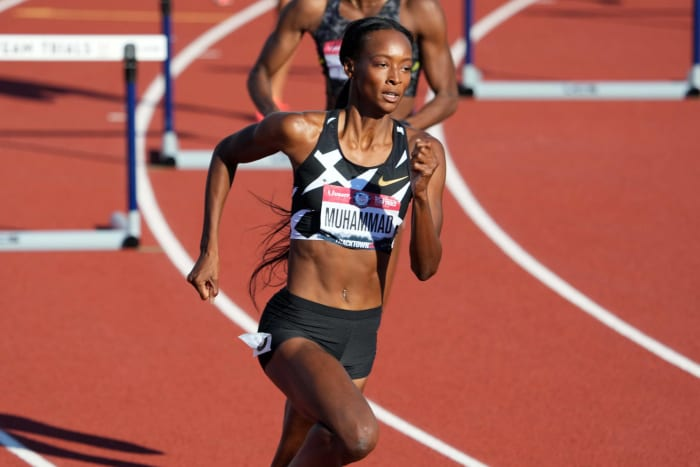 Dalilah Muhammad (women's track and field)