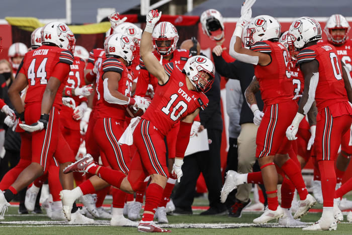 Weber State at No. 24 Utah, Thursday, 7:30 p.m., Pac-12 Network