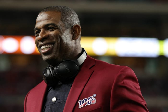 Deion becomes the head coach of Jackson State