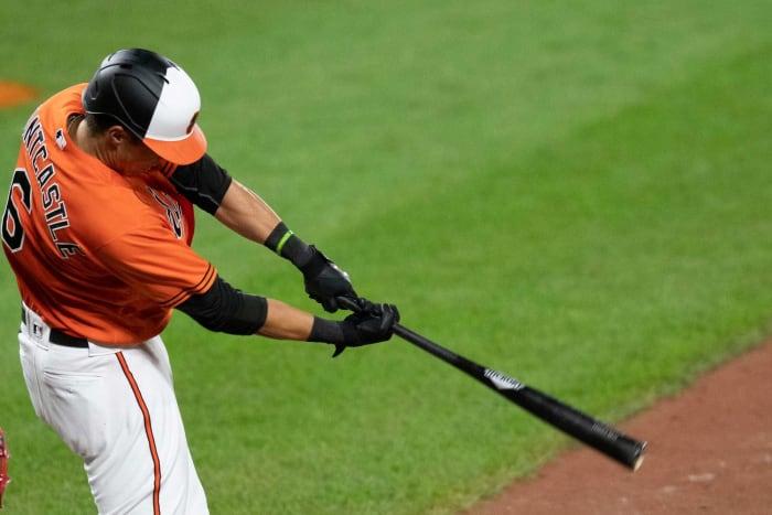 Baltimore Orioles: Ryan Mountcastle, 1B/OF