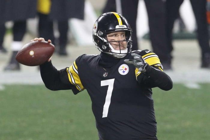 Pittsburgh Steelers: OL, RB, QB, DL