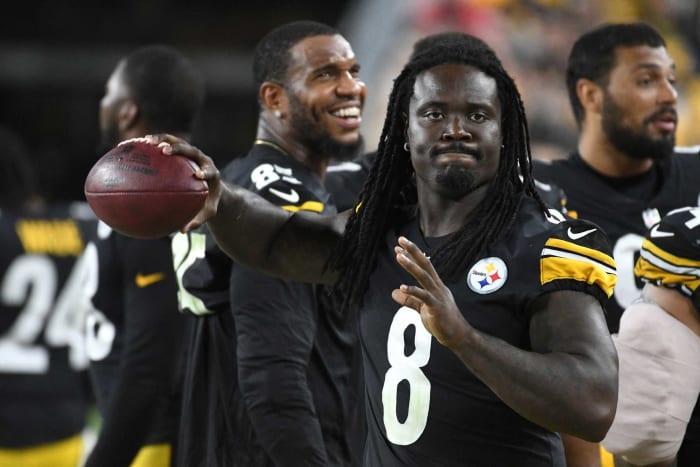 Melvin Ingram, LB, Steelers