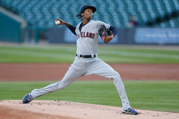 Cleveland Indians: Triston McKenzie, SP