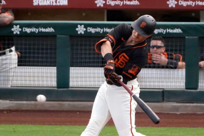 San Francisco Giants: Mike Yastrzemski, OF