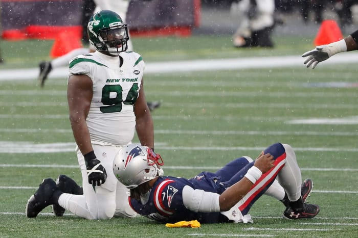 Underwhelming defensive tackle: Foley Fatukasi, Jets