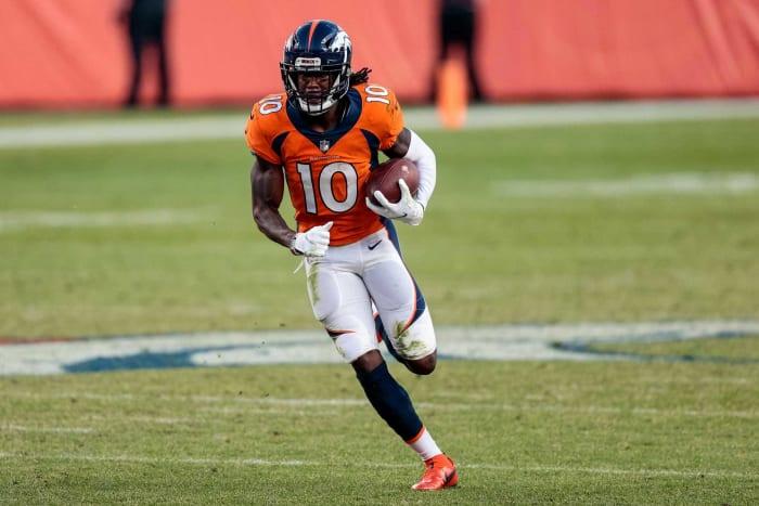 Denver Broncos: Jerry Jeudy, WR