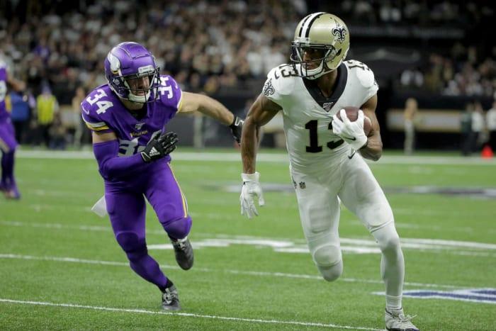 New Orleans Saints: Receiver