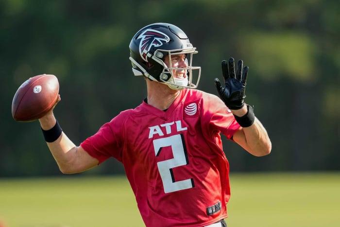 Atlanta Falcons Strength: Quarterback