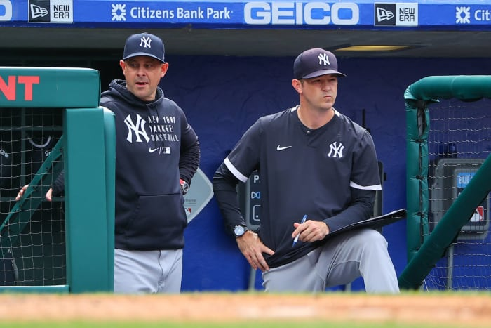 The Yankees fire Brian Cashman and Aaron Boone after a 4th place finish