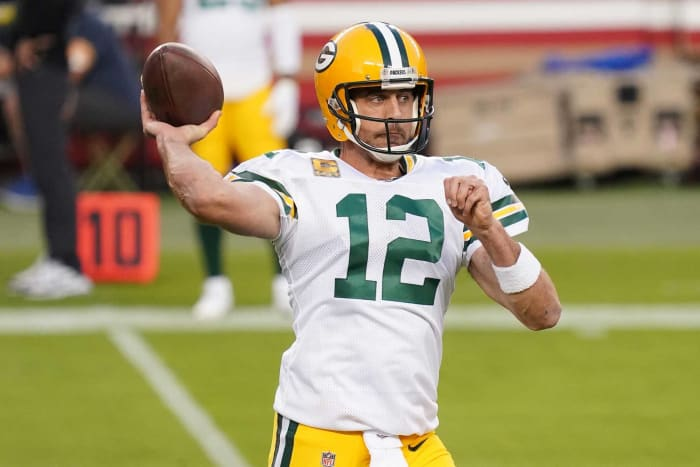 Green Bay Packers: Can the team make Aaron Rodgers happy?