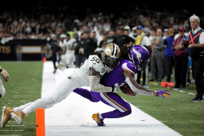 New Orleans Saints Strength: Run Defense