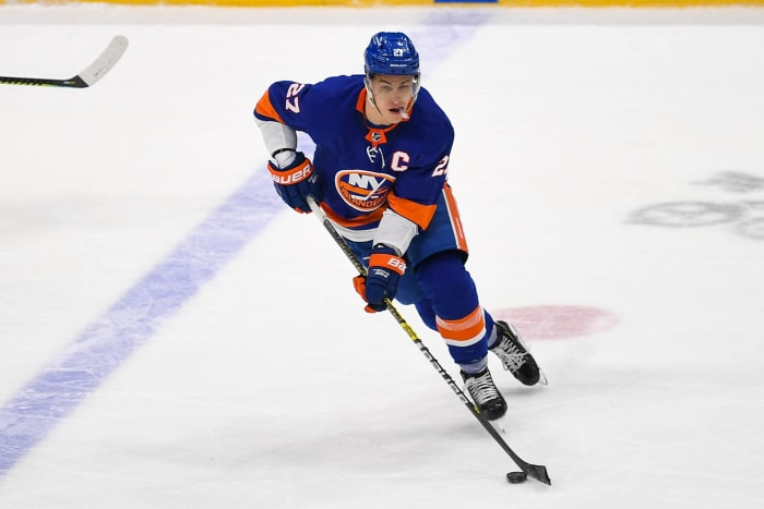 The Islanders search for an Anders Lee replacement