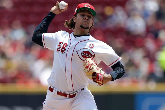 Cincinnati Reds +3300