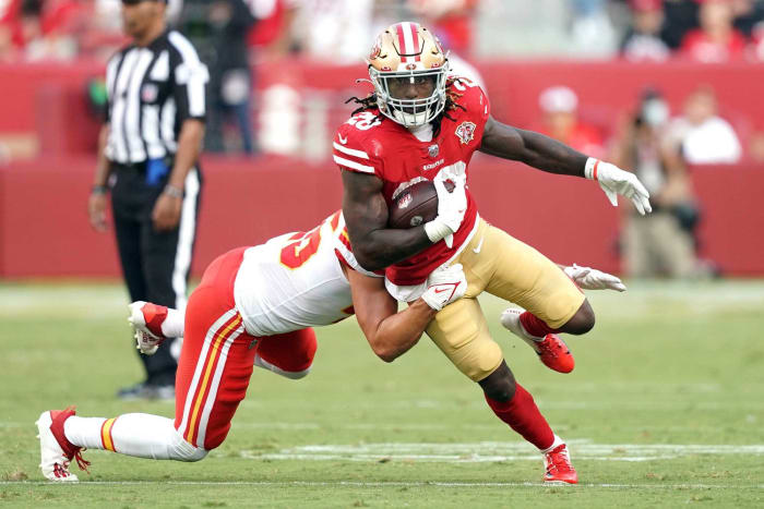 San Francisco 49ers Strength: Running Game