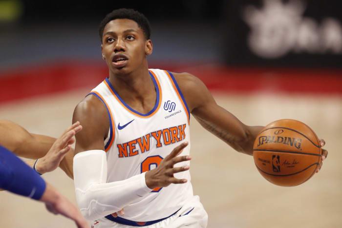 RJ Barrett, New York Knicks