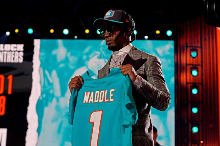 Miami Dolphins: Jaylen Waddle, WR