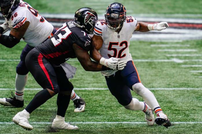 Chicago Bears: Khalil Mack, OLB