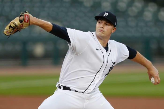 Detroit Tigers: Tarik Skubal, SP