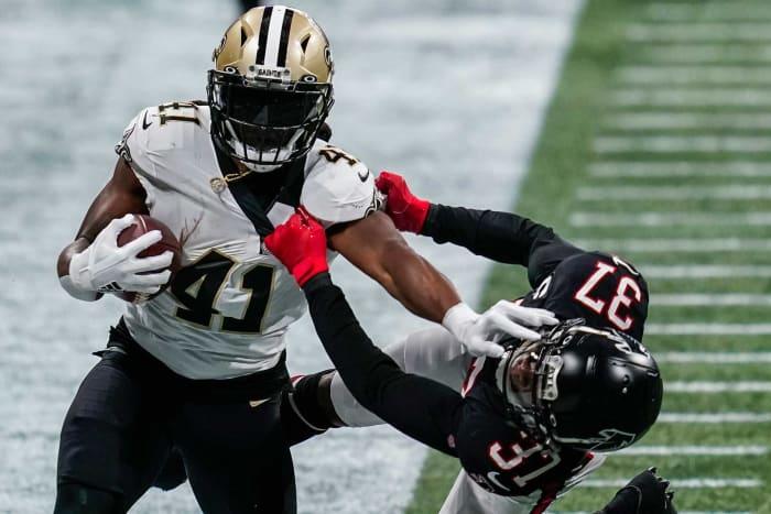 New Orleans Saints: Alvin Kamara, RB