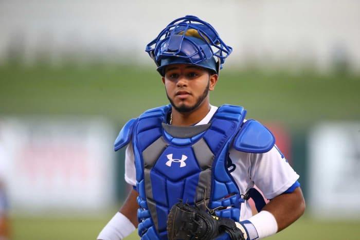 Los Angeles Dodgers: Keibert Ruiz, C