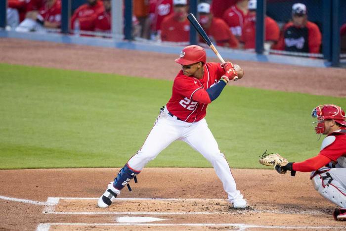 Washington Nationals: Juan Soto, RF
