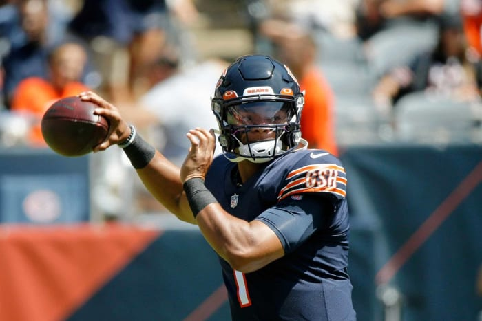 Chicago Bears Strength: Young Offensive Talent