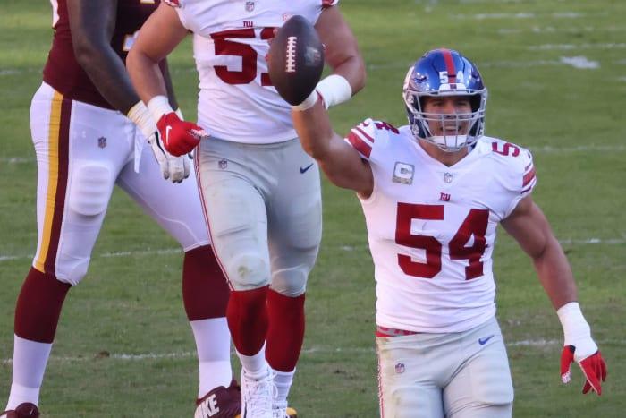 New York Giants: Blake Martinez