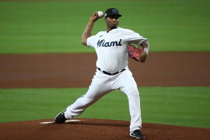 Miami Marlins: Sixto Sanchez, SP