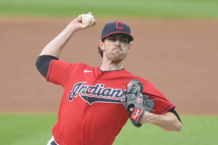 Cleveland Indians: Shane Bieber, AL Cy Young