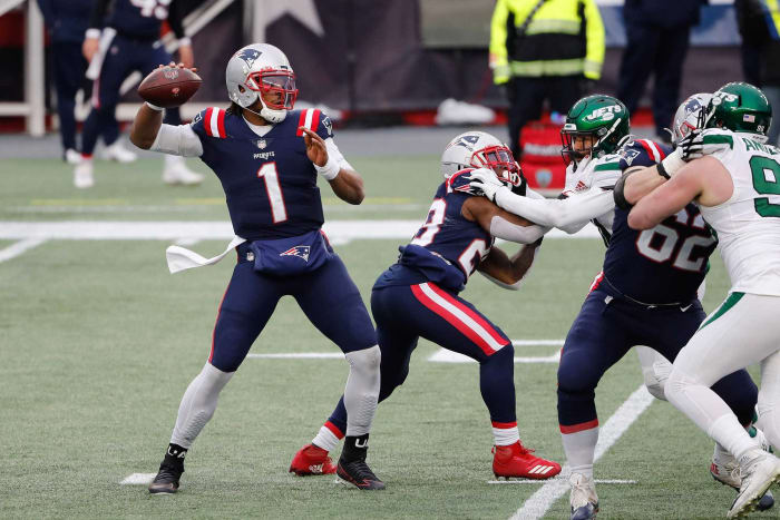 New England Patriots: Quarterback