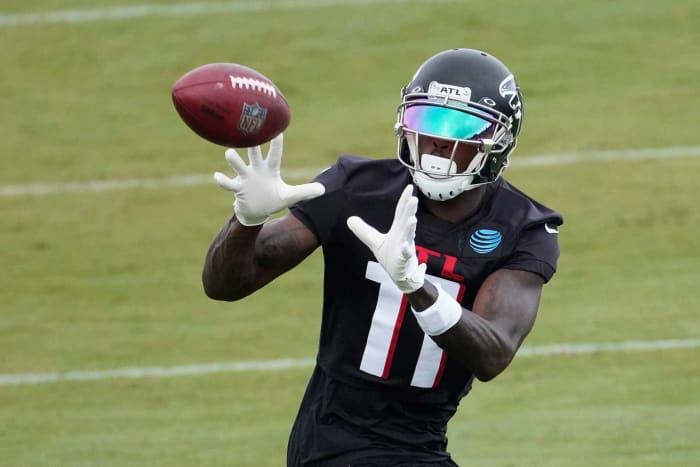 Atlanta Falcons: What will happen with Julio Jones?