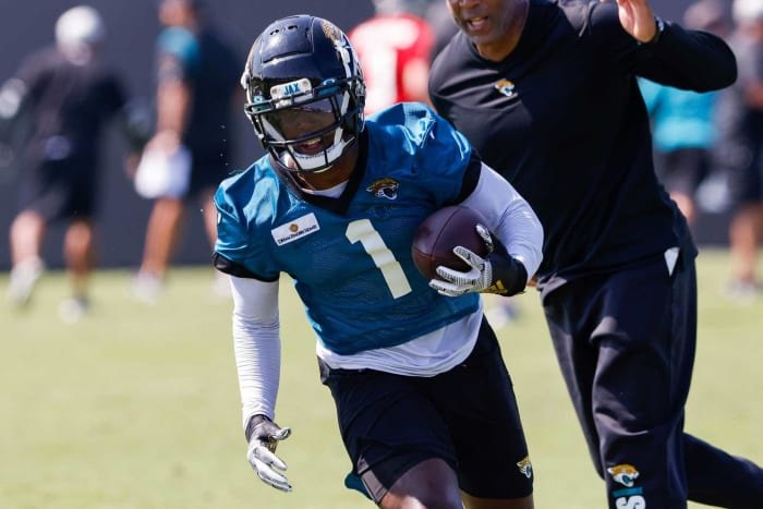 Jacksonville Jaguars Strength: Offensive Weapons