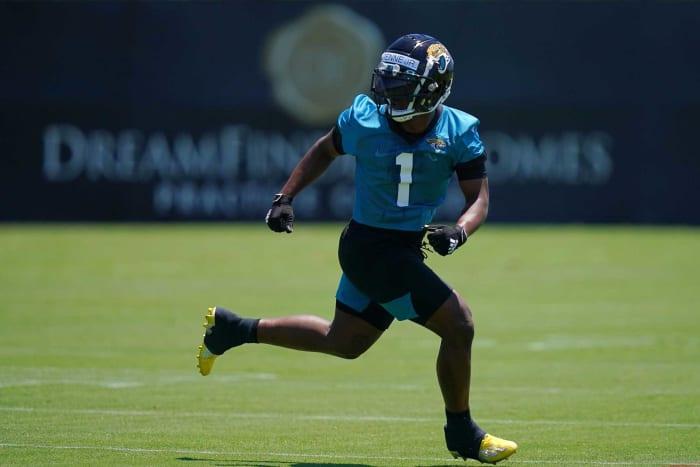 Travis Etienne, RB, Jaguars