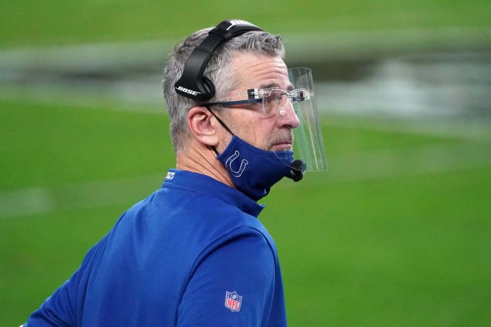 Frank Reich, Colts