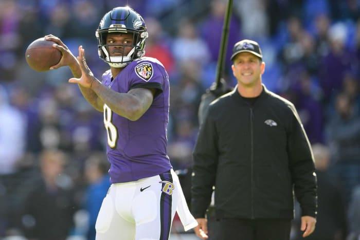 Baltimore Ravens: WR, OL, S, EDGE