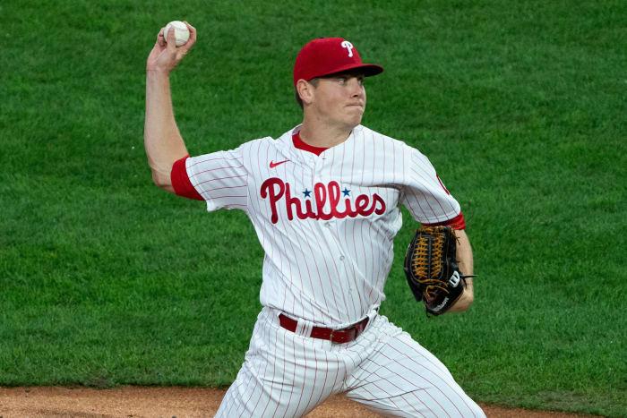 Philadelphia Phillies: Spencer Howard, NL Rookie of the Year