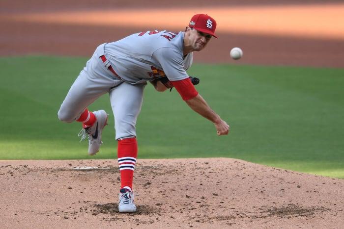 Jack Flaherty, Cardinals