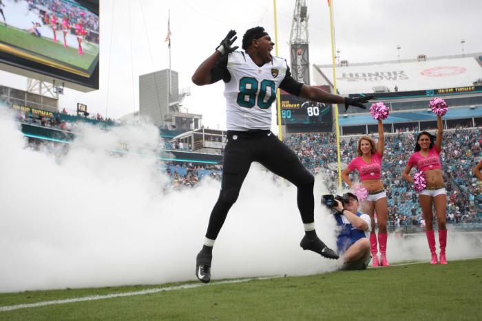 Jacksonville Jaguars, tight end