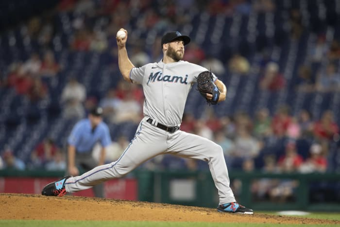 Anthony Bass, RP  Miami Marlins