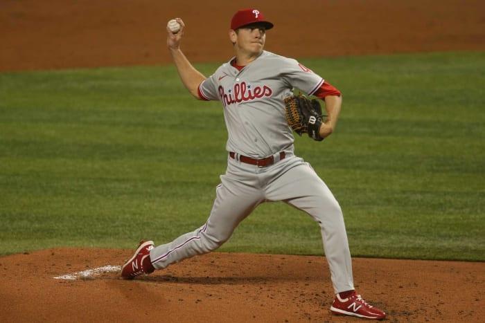 Philadelphia Phillies: Spencer Howard, SP