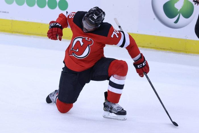 Defense: P.K. Subban (New Jersey Devils)